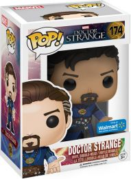 Figurine Funko Pop Doctor Strange [Marvel] #174 Doctor Strange sans cape