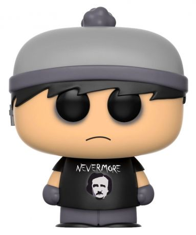 Figurine Funko Pop South Park #13 Goth Stan