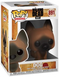 Figurine Funko Pop The Walking Dead #891 Chien