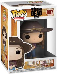 Figurine Funko Pop The Walking Dead #887 Judith Grimes