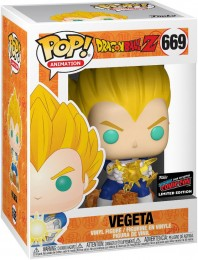 Figurine Funko Pop Dragon Ball #669 Vegeta