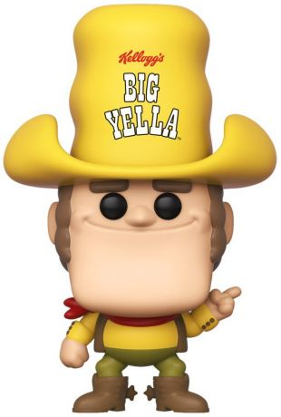Figurine Funko Pop Icônes de Pub #71 Big Yella