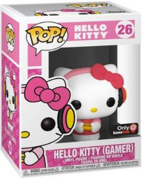 Figurine Funko Pop Sanrio #26 Hello Kitty Gamer