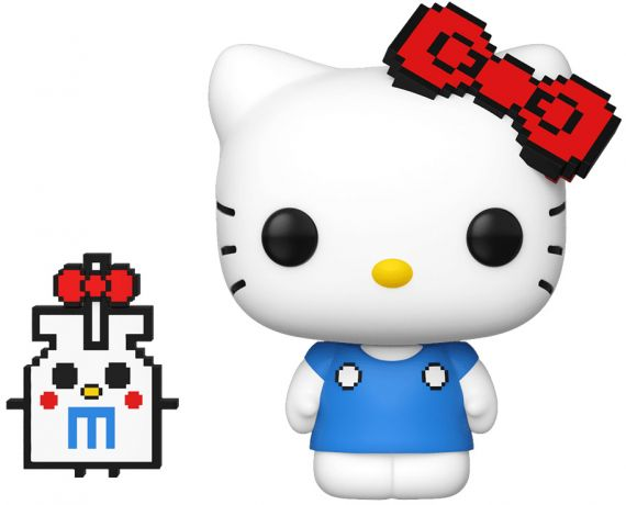Figurine Funko Pop Sanrio #31 Hello Kitty - 8 Bit
