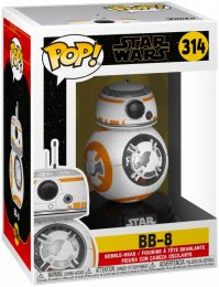Figurine Funko Pop Star Wars 9 : L'Ascension de Skywalker #314 BB-8