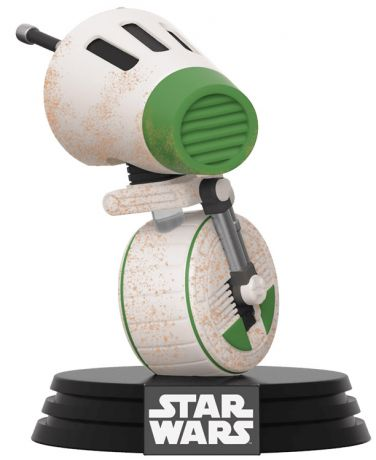 Figurine Funko Pop Star Wars 9 : l'Ascension de Skywalker #312 D-0