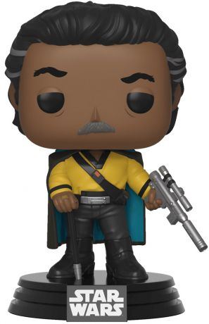 Figurine Funko Pop Star Wars 9 : L'Ascension de Skywalker #313 Lando Calrissian