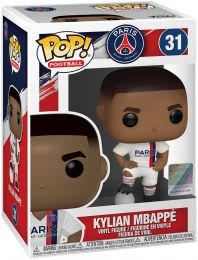 Figurine Funko Pop Premier League #31 Kylian Mbappe - PSG