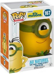 Figurine Funko Pop Les Minions #167 Minion Au Naturel