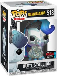Figurine Funko Pop Borderlands #518 Butt Stallion