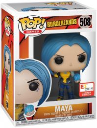 Figurine Funko Pop Borderlands #508 Maya