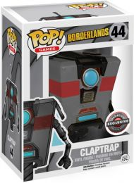 Figurine Funko Pop Borderlands #44 Claptrap