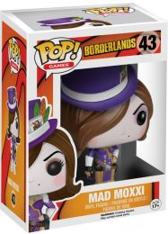 Figurine Funko Pop Borderlands #43 Mad Moxxi