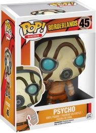 Figurine Funko Pop Borderlands #45 Psycho