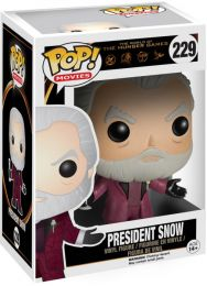 Figurine Funko Pop Hunger Games #229 Président Snow