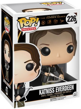 Figurine Funko Pop Hunger Games #226 Katniss Everdeen