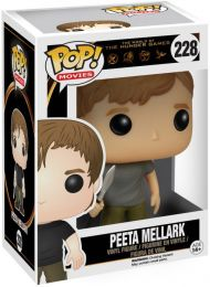 Figurine Funko Pop Hunger Games #228 Peeta Mellark