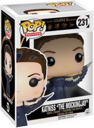 Figurine Funko Pop Hunger Games #231 Katniss Everdeen le Jais Moqueur