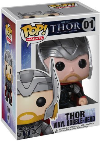 Figurine Funko Pop Thor [Marvel] #01 Thor