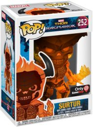 Figurine Funko Pop Thor [Marvel] #252 Surtur