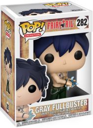 Figurine Funko Pop Fairy Tail #282 Gray Fullbuster