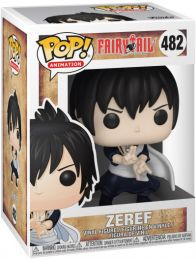 Figurine Funko Pop Fairy Tail #482 Zeref