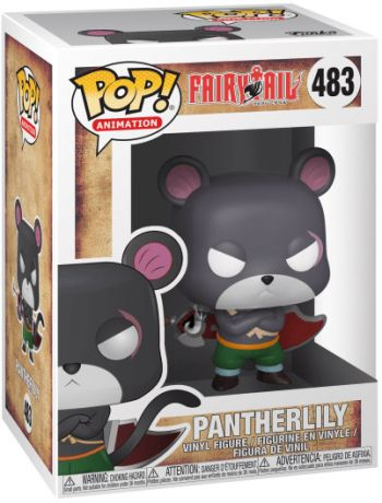 Figurine Funko Pop Fairy Tail #483 Pantherlily