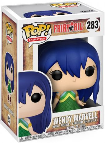 Figurine Funko Pop Fairy Tail #283 Wendy Marvell
