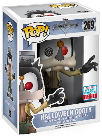 Figurine Funko Pop Kingdom Hearts #269 Dingo - Halloween
