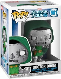 Figurine Funko Pop Les 4 Fantastiques [Marvel] #561 Doctor Doom