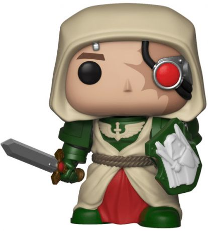 Figurine Funko Pop Warhammer 40000 #501 Dark Angels Veteran