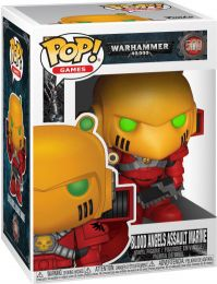 Figurine Funko Pop Warhammer 40000 #500 Blood Angels Assault Marine
