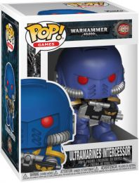 Figurine Funko Pop Warhammer 40000 #499 Ultramarines Intercessor