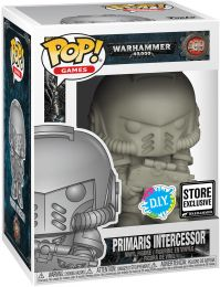 Figurine Funko Pop Warhammer 40000 #499 Primaris Intercessor - D.I.Y.