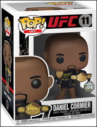 Figurine Funko Pop UFC: Ultimate Fighting Championship #11 Daniel Cormier