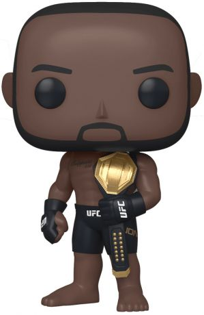Figurine Funko Pop UFC: Ultimate Fighting Championship #10 Jon Jones