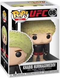 Figurine Funko Pop UFC: Ultimate Fighting Championship #8 Khabib Nurmagomedov