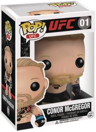 Figurine Funko Pop UFC: Ultimate Fighting Championship # Conor McGregor en Short Noir
