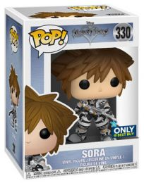 Figurine Funko Pop Kingdom Hearts #330 Sora - Forme Suprême