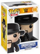 Figurine Funko Pop WWE #8 Undertaker