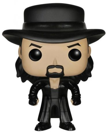 Figurine Funko Pop WWE #08 Undertaker