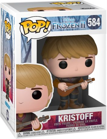Figurine Funko Pop La Reine des Neiges II [Disney] #584 Kristoff