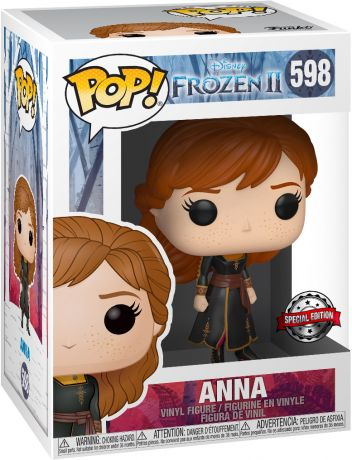 Figurine Funko Pop La Reine des Neiges II [Disney] #598 Anna