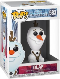Figurine Funko Pop La Reine des Neiges II [Disney] #583 Olaf