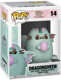 Figurine Funko Pop Pusheen #14 Dragonsheen