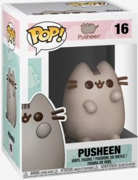 Figurine Funko Pop Pusheen #16 Pusheen
