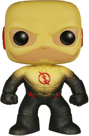 Figurine Funko Pop Flash [DC]  #215 Reverse Flash