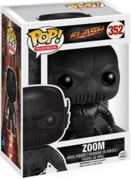 Figurine Funko Pop Flash [DC]  #352 Zoom