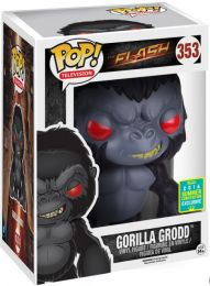 Figurine Funko Pop Flash [DC]  #353 Gorilla Grodd - 15 cm