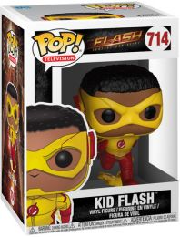 Figurine Funko Pop Flash [DC]  #714 Kid Flash